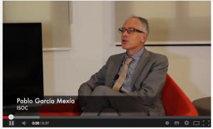 Ver vídeo de Pablo García Mexía