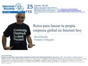 Charla David Bonilla ISOC-ES.001